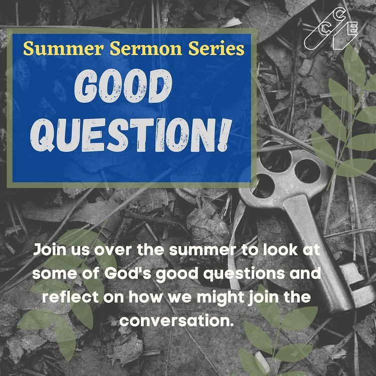 Good Question series