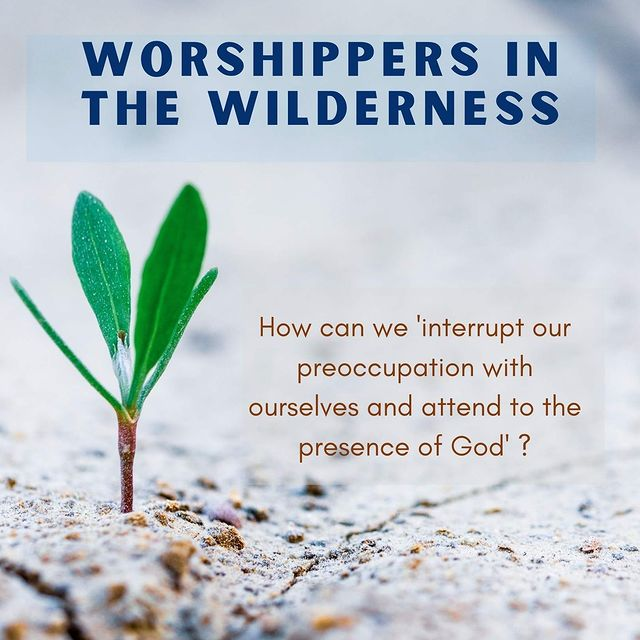 Worshippers in the Wilderness series